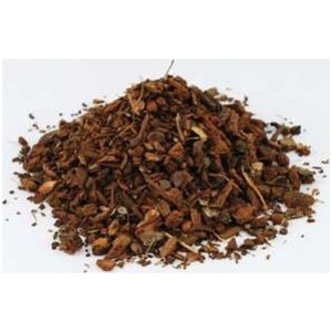 1 Lb White Oak Bark Cut