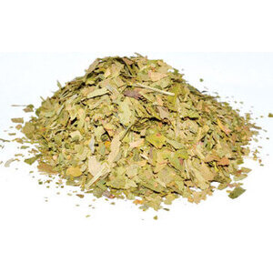 1 Lb Ginkgo Leaf cut