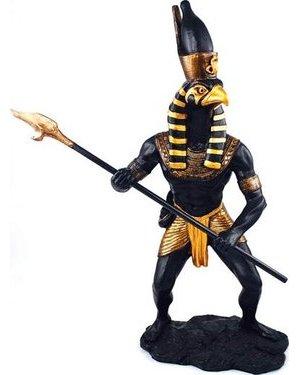 """Horus 14"""" Statue"""
