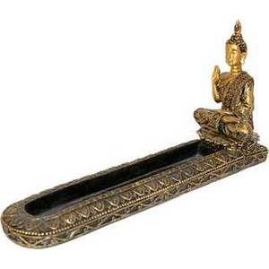"10"" Buddha Incense Burner"