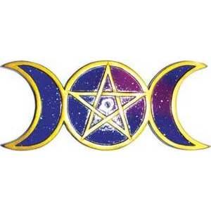 """8"""" Triple Moon burner"""