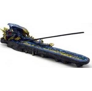 "10"" Blue Dragon Ash Holder"