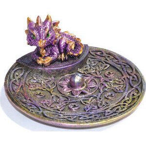 "4 1/4"" Purple Dragon burner"