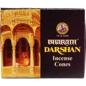 Bharath Darshan Cone Incense 10pk