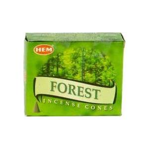 Forest Hem Cone Incense 10pk