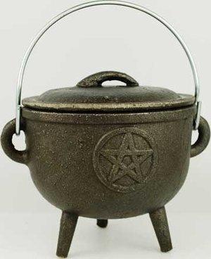 "Pentagram Cauldron 4"""