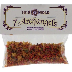 7 Archangels Granular Incense 1oz