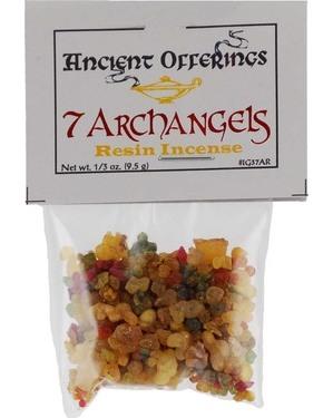 7 Archangels Granular Incense 1/3oz