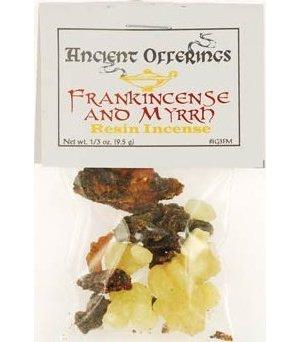 Frank & Myrrh Granular Incense 1/3oz
