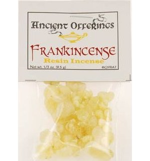 Frankincense Tears Granular Incense 1/3oz