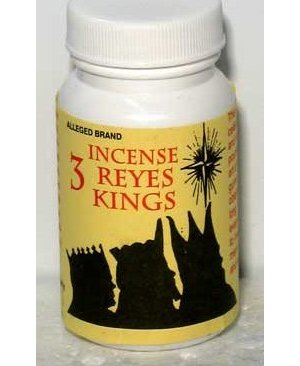 3 Kings Granular Incense 1lb
