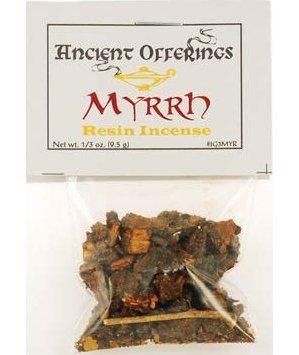 Myrrh Granular Incense 1/3oz