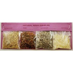 4 Resin Gift Pack (Granular Incense)