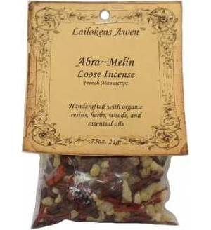 Abra Melin (French) Granular Incense 21g