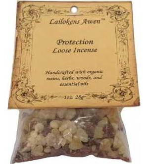 Protection Granular Incense 28g