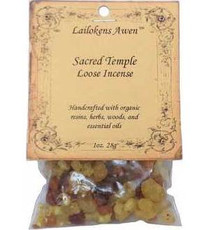 Sacred Temple Granular Incense 28g