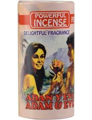 Adam & Eve Incense Powder 1 3/4oz