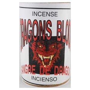 Dragons Blood Incense Powder 1 3/4oz