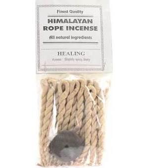Healing Tibetan Rope Incense