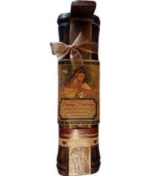 Happy Holidays 7 Chakra Stick Incense & Burner
