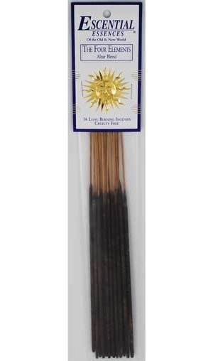 Four Elements Stick Incense 16pk