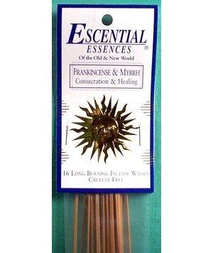 Frank & Myrrh Stick Incense 16pk