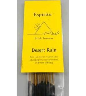 13 pack Desert Rain stick incense