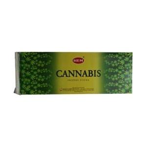 Cannabis Hem Stick Incense 20pk