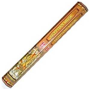 Egyptian Musk Hem Stick Incense 20pk
