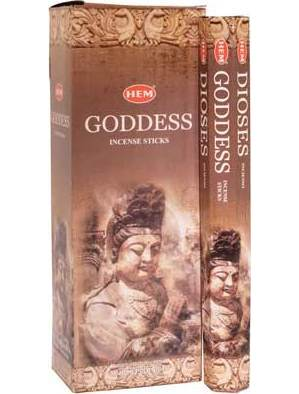 Goddess Hem Stick Incense 20pk