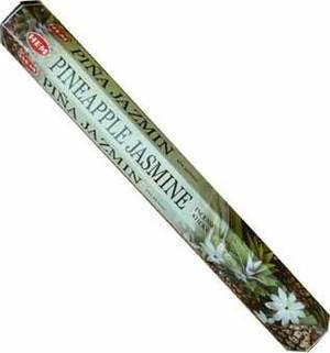 Pineapple Jasmine Hem Stick Incense 20pk