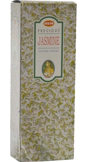 Jasmine Hem Stick Incense 20pk