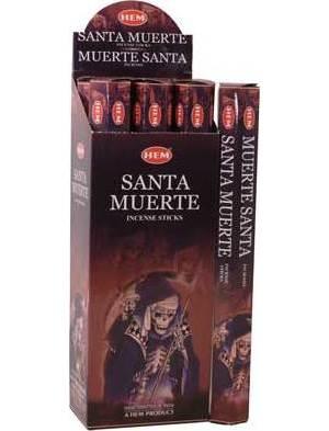 Santa Muerte Hem Stick Incense 20pk