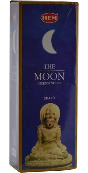 Moon Hem Stick Incense 20pk