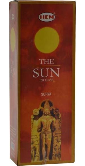 Sun Hem Stick Incense 20pk