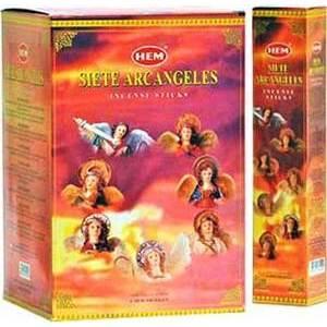 7 Archangeles Hem Stick Incense