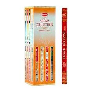 Aroma Collection Hem Stick Incense (Full Box)