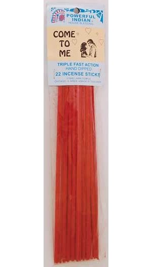 Come To Me Stick Incense 22pk