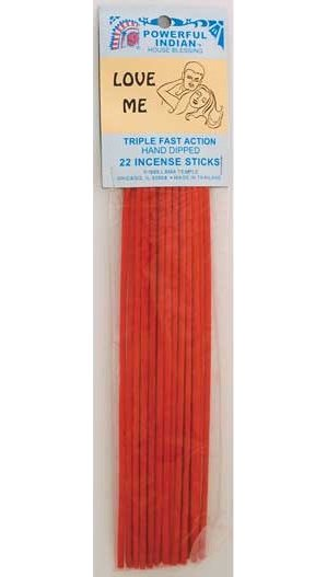 Love me Stick Incense 22pk