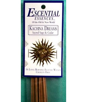 Kachina Dreams Stick Incense 16pk