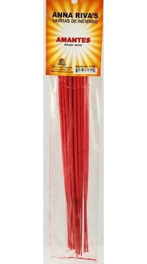 Lovers Anna Riva Stick Incense 22pk