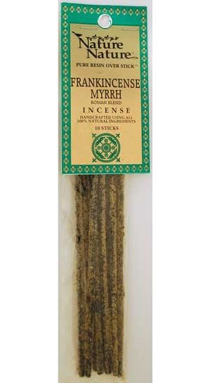 Frank/Myrrh Roman Blend Stick Incense 10pk
