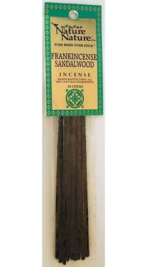 Frank/Sandalwood Stick Incense 10pk
