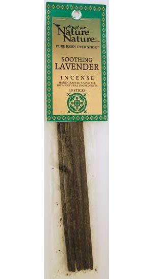 Lavender Stick Incense 10pk