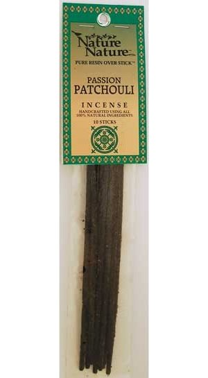 Patchouli Stick Incense 10pk