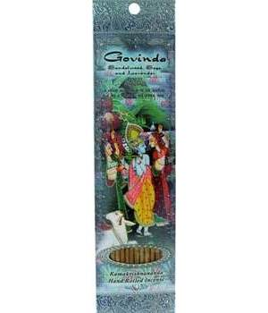 Govinda Stick Incense 10pk