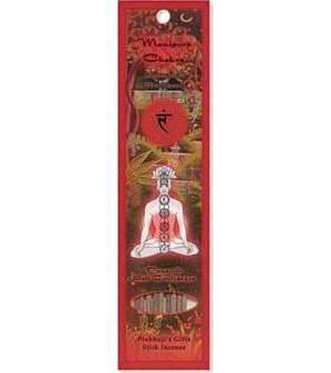 Manipura Chakra Stick Incense 10pk