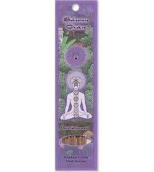 Sahasrara Chakra Stick Incense 10pk