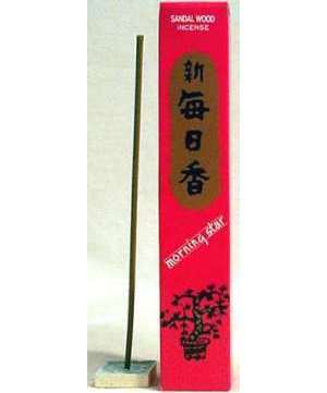 Sandalwood Morning Star Stick Incense 50pk
