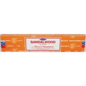 Sandalwood Satya Stick Incense 15gm